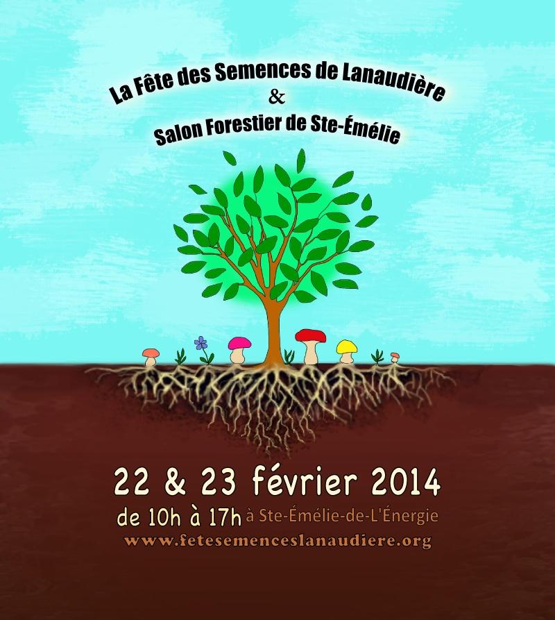 La Fête des Semences de Lanaudière 2014, 10e Édition