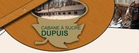 Cabane à sucre Dupuis
