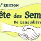 La Fu00eate des Semences de Lanaudiu00e8re 2015