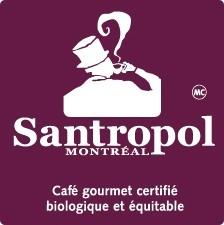 santropol logo