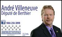 Andre Villeneuve PQ Berthier