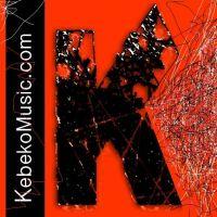 KEBEKO logo k rouge