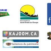 Logos des Partenaires 2016.