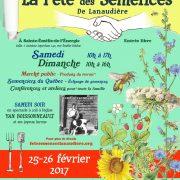 La Fête des Semences de Lanaudière, 13e Édition