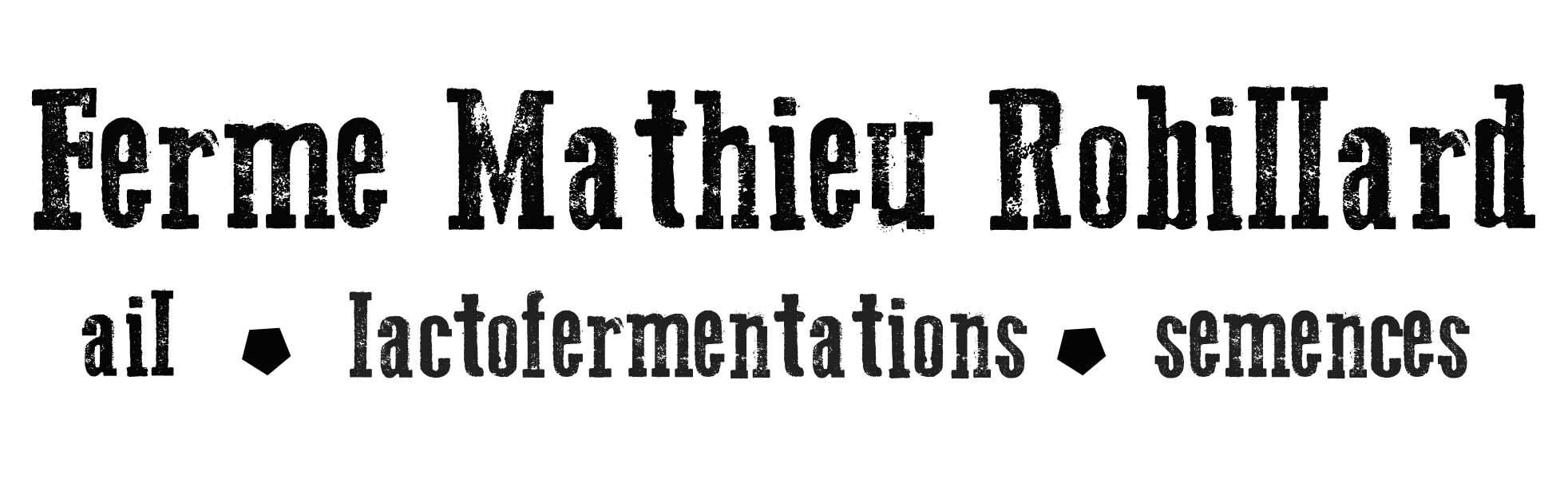Ferme Mathieu Robillard